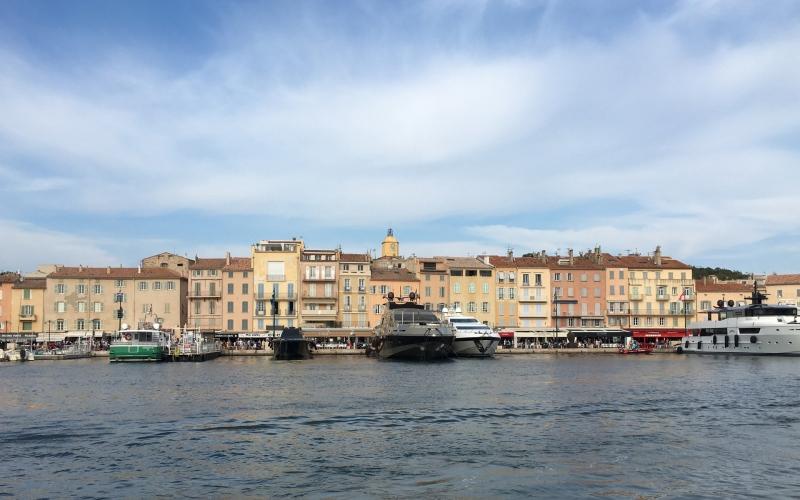 Umgebung #6: Saint-Tropez