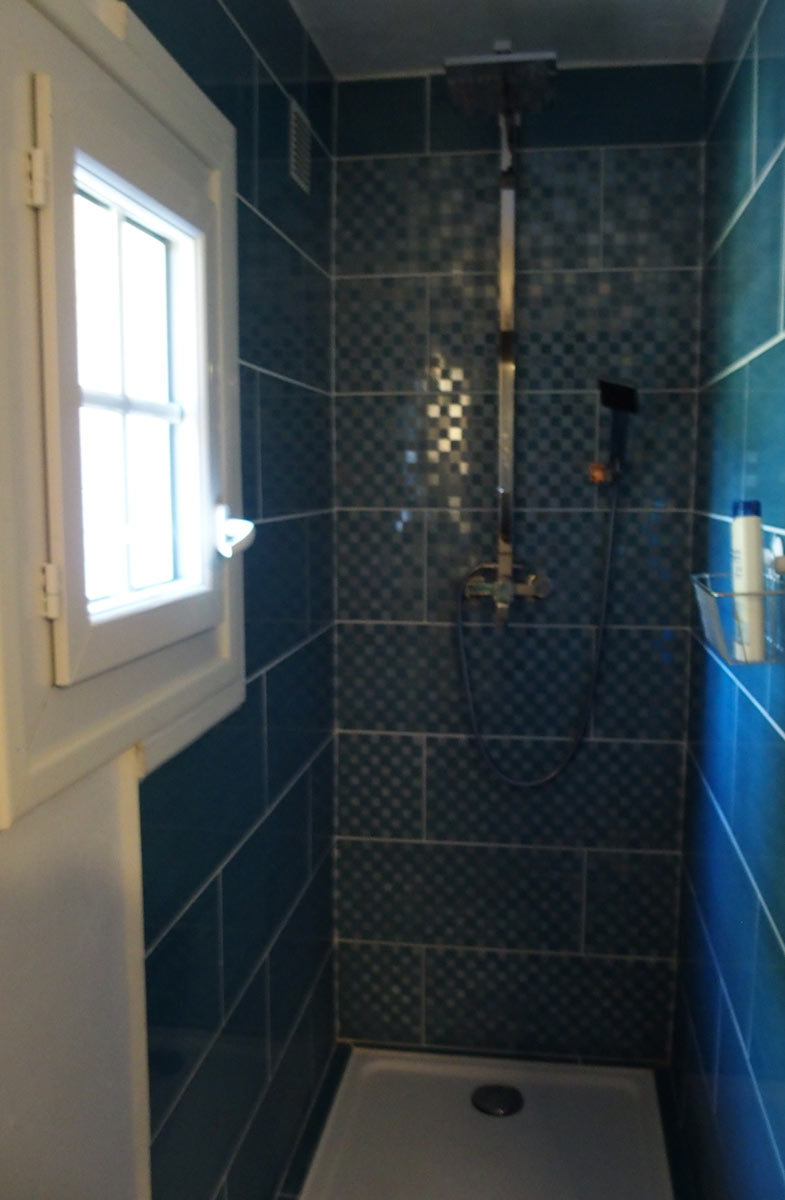 Das Bad zum unteren Schlafzimmer #8