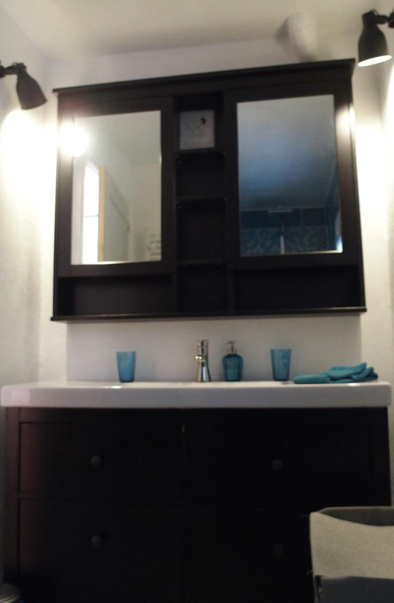 Das Bad zum unteren Schlafzimmer #6