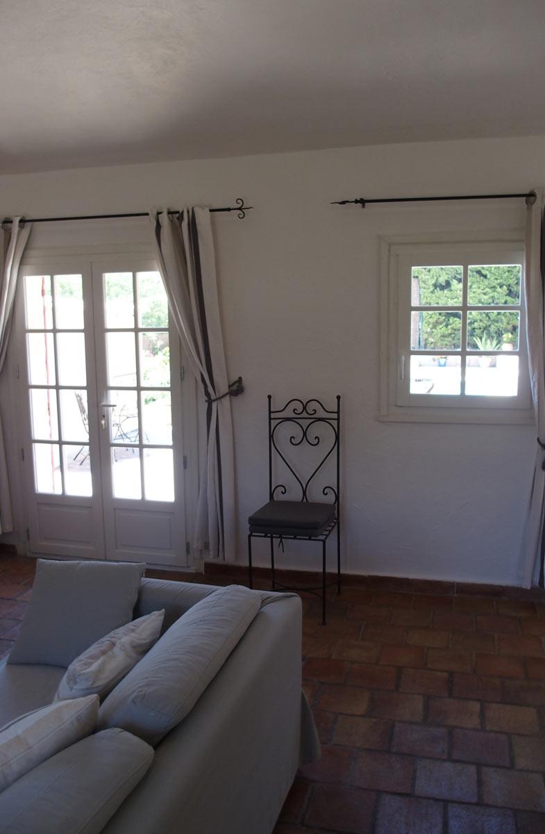 la salle de séjour – das wohnzimmer archive - mas de saint-pierre