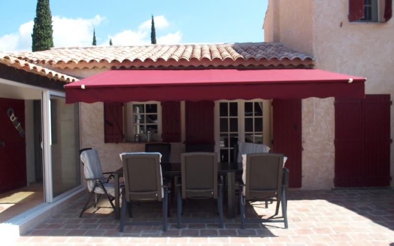 Außenanlage #4: Die Terrasse