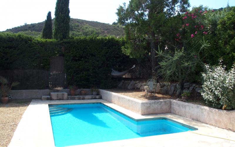 Außenanlage #17: Der Swimmingpool