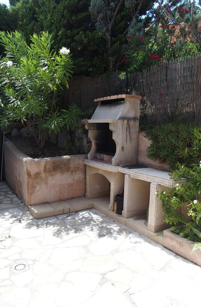Außenanlage #29: Der Barbecue-Grill